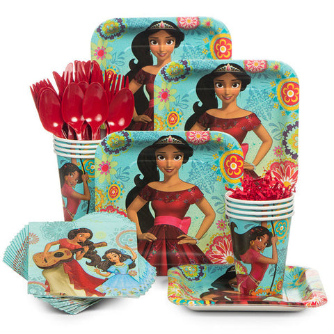 Elena of Avalor Standard Birthday Kit (serves 8)