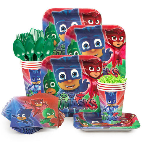 PJ Masks Standard Birthday Kit (serves 8)