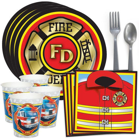 Firefighter Birthday Standard Kit