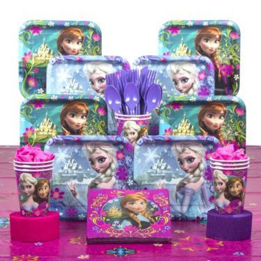 Frozen Birthday Party Deluxe Kit
