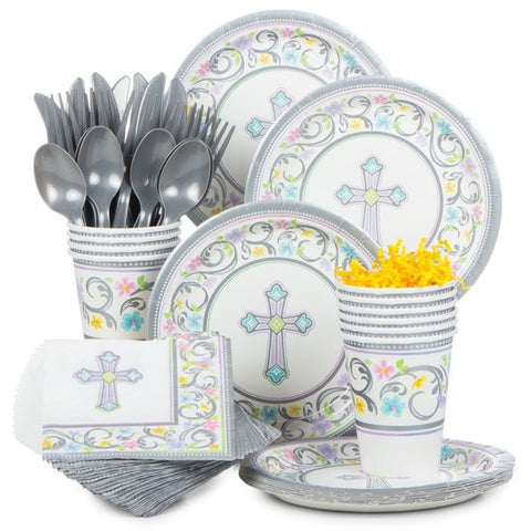 Baptism Party Standard Kit (serves 18)  sc 1 st  Yelm Party Supply & Baptism Party Standard Kit (serves 18) u2013 Yelm Party Supply