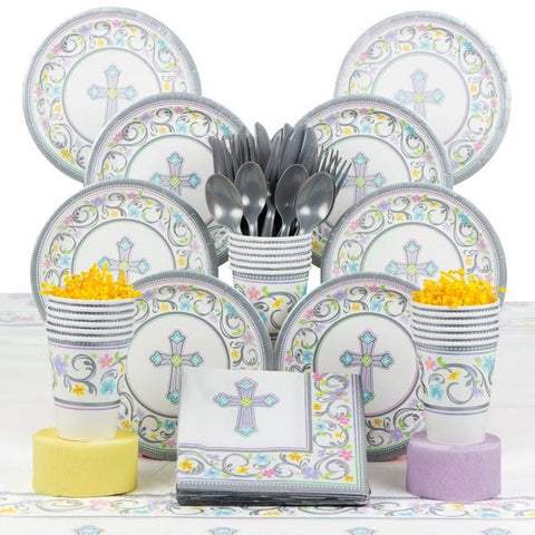 Baptism Party Deluxe Kit (serves 18)