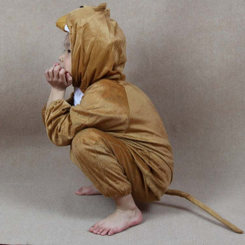 Children's Cartoon Animal Costumes