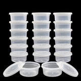 20 Pc Slime Storage Containers With Lids