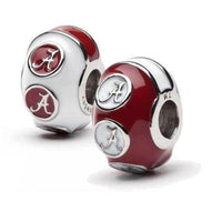 University of Alabama Bead Charm Set of Two