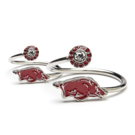 Arkansas Razorback Necklace - Wooo Pig Sooie