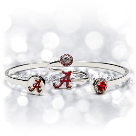Gift Set-Love Ohio State Ring and Bangle