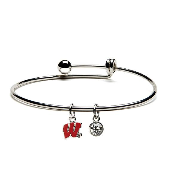 University of Wisconsin Dangle Bangle