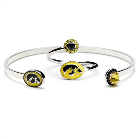 Iowa Hawkeyes Ring - Adjustable