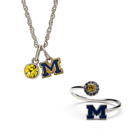 Gift Set-Love Florida Gators Ring and Necklace