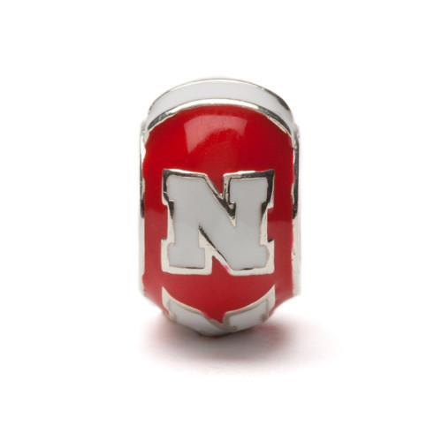 University of Nebraska UNL Bead Charm