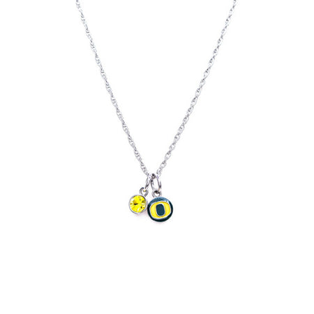 Georgia Tech Charm Necklace