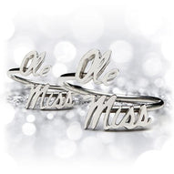 Gift Set-Ole Miss One for You and One for Me Rings