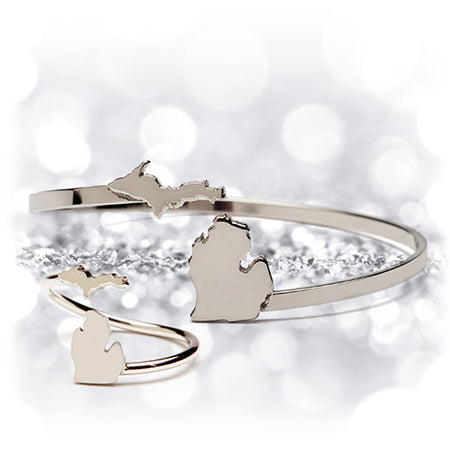 Gift Set-Love Alabama Ring and Bangle