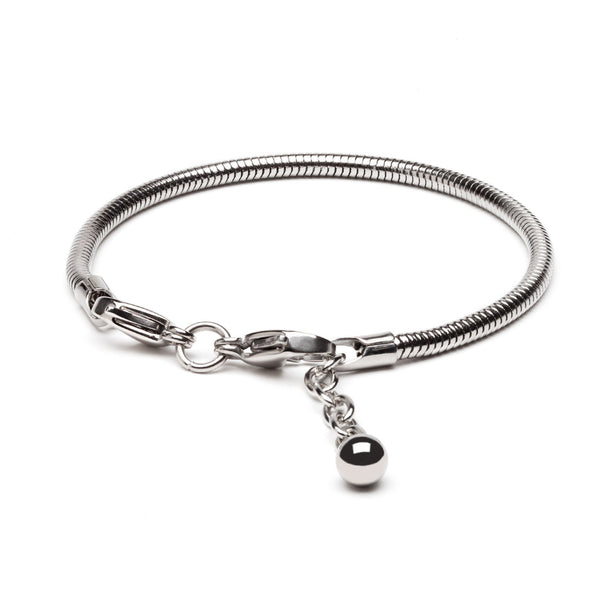 Stainless Steel Forever Bracelet Adjustable Size Options