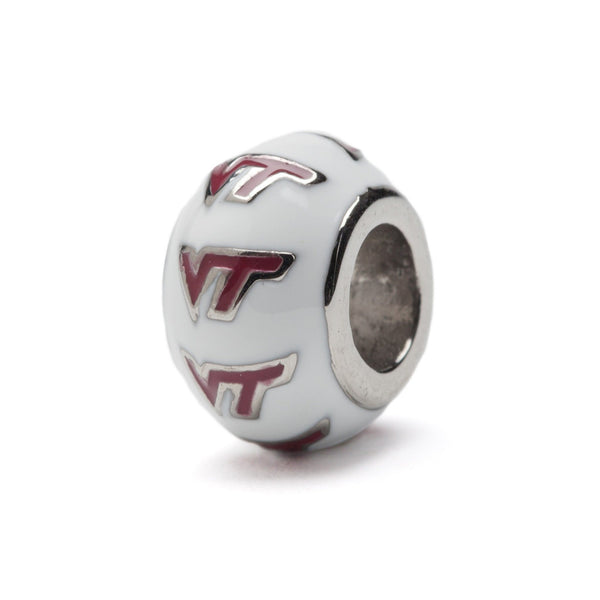 Virginia Tech Hokies Bead Charm