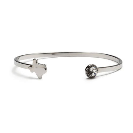 MSU Spartan Bracelet Jewelry - Stainless Steel Bangle Bracelet