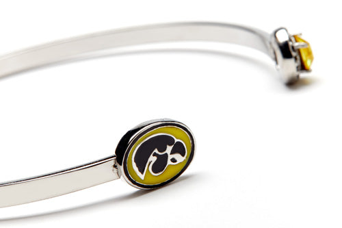 Gift Set-Love University of Iowa Ring and Bangle