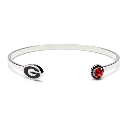University of Georgia Jewelry Bangle Bracelet