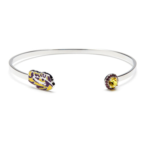 Gift Set-Love LSU Ring and Bangle