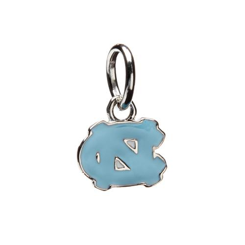 North Carolina Tarheel Charm Pendant