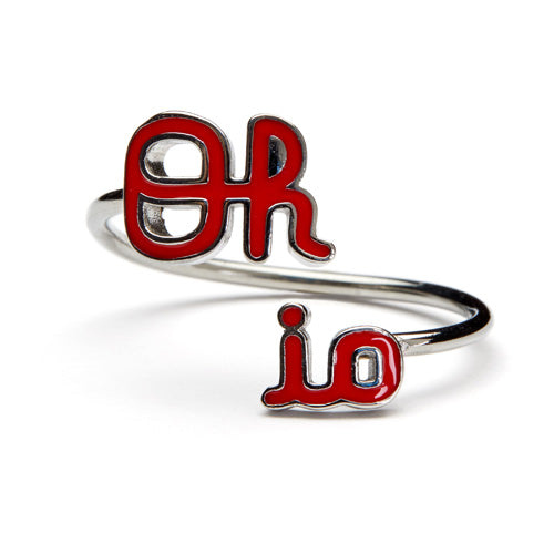 Ohio State Buckeye Rings - Six Ring Squad Gift Set - OH-IO!
