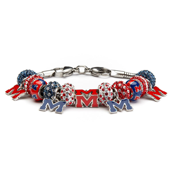 Ole Miss Rebels Bracelet Jewelry