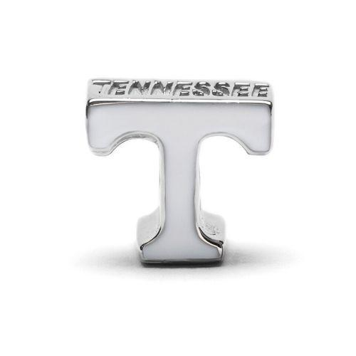 Tennessee Volunteers Charm - White T