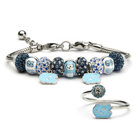 University of North Carolina Charm Set of Two