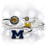 Gift Set- Michigan Three Ring Set