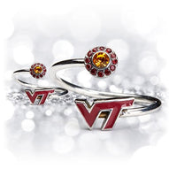 Gift Set-Virginia Tech One for You and One for Me Rings