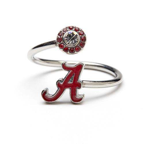 Gift Set-Alabama Ring and Roll Tide Bangle