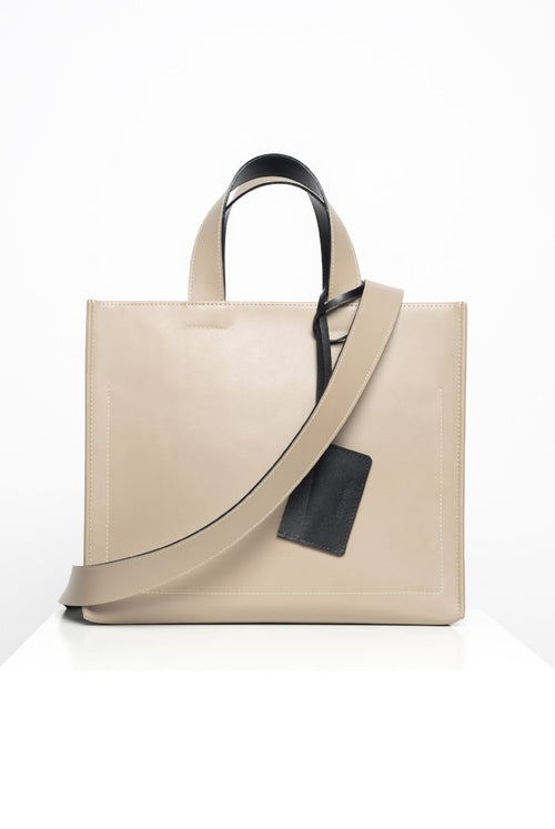 FRANKY BAG LARGE taupe