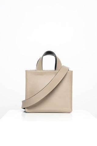 FRANKY BAG SMALL taupe medusa