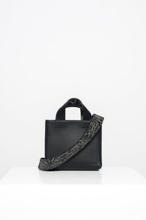 FRANKY BAG SMALL black medusa