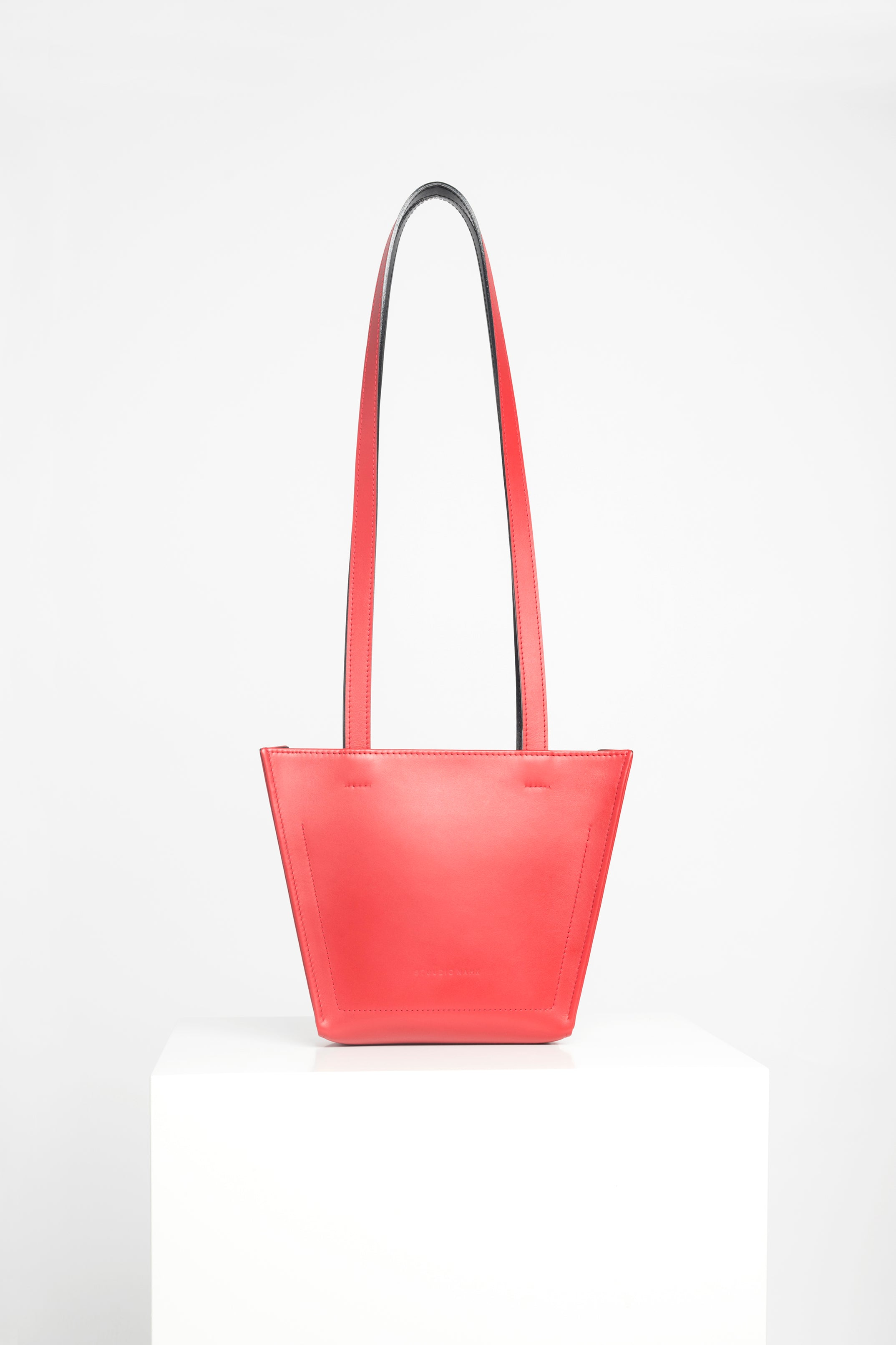 BIANCA BAG deep red
