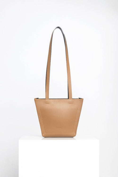 BIANCA BAG caramel brown