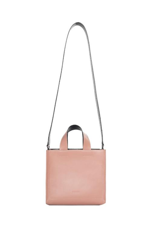 FRANKY BAG MEDIUM pink