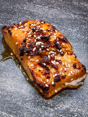 asian glazed wild alaskan black cod