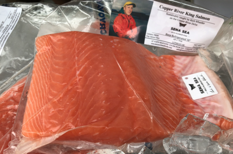 Copper River King Salmon | FRESH PRE-ORDER