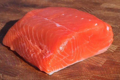 Copper River King Salmon