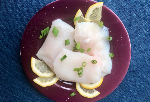 Alaskan Halibut Cheeks