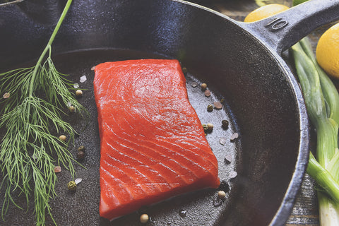 Copper River Sockeye Salmon - Sold Out