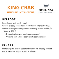 King Crab and Shrimp Bundle