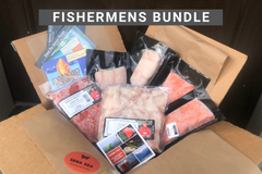 WILD ALASKAN FISH FISHERMENS BUNDLE