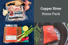 Copper River Sockeye Home Pack