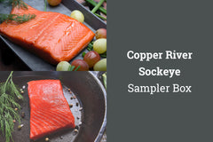 Copper River Sockeye Sampler