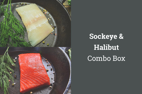 Sockeye Halibut Combo Box