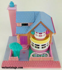 Polly Pocket 1993 MIP Bay Window House Front Playset