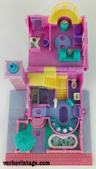 Polly Pocket 1993 MIP Bay Window House Closed Playset